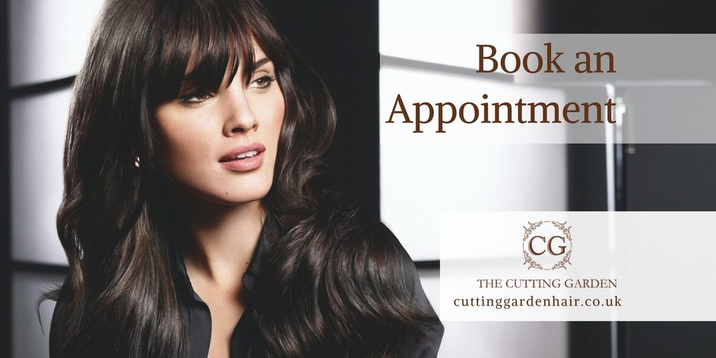 Book An Appointment Cutting Garden Hair Plymouth