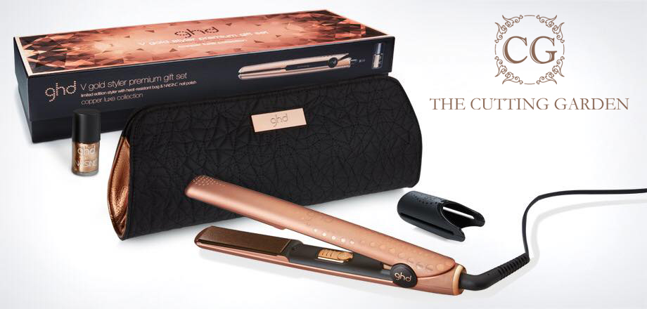 Special Edition GHDs at The Cutting Garden – Xmas 2016 Offer