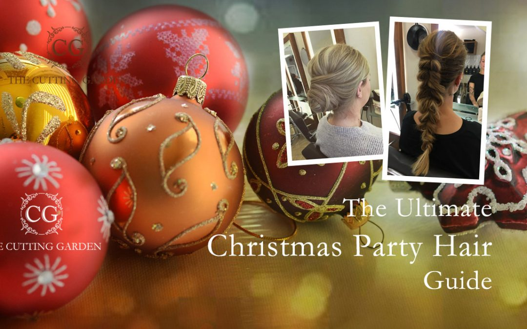 The Ultimate Christmas Party Hair Guide