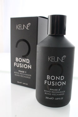 Keune Bond Fusion at The Cutting Garden Plymouth