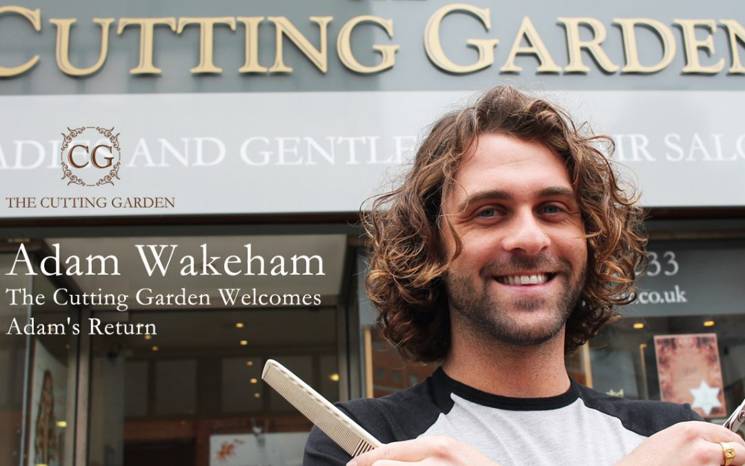 The Cutting Garden Welcomes Adam's Return