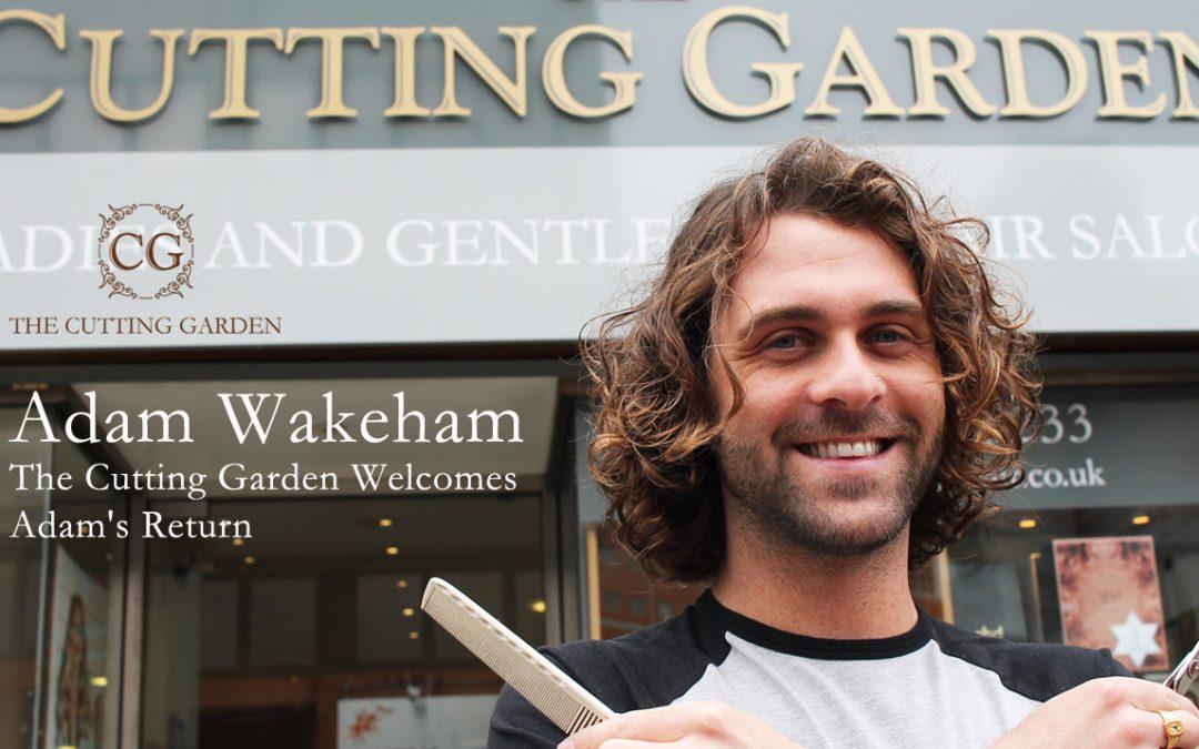 The Cutting Garden Welcomes Adam's Return
