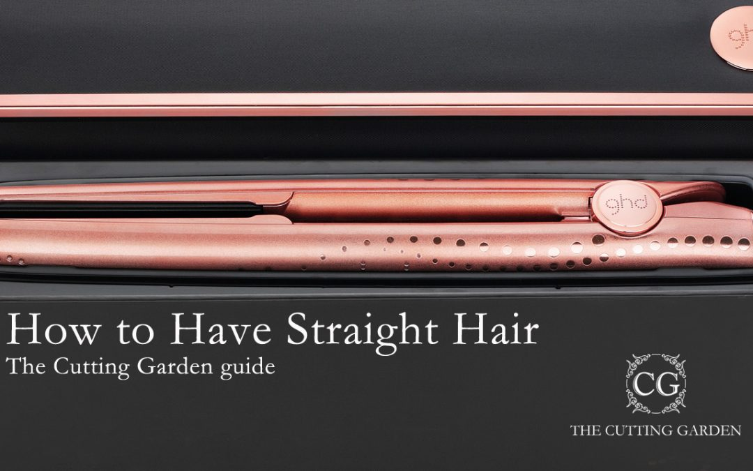 How to Have Straight Hair