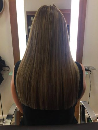How To Have Straight Hair Cutting Garden Hair