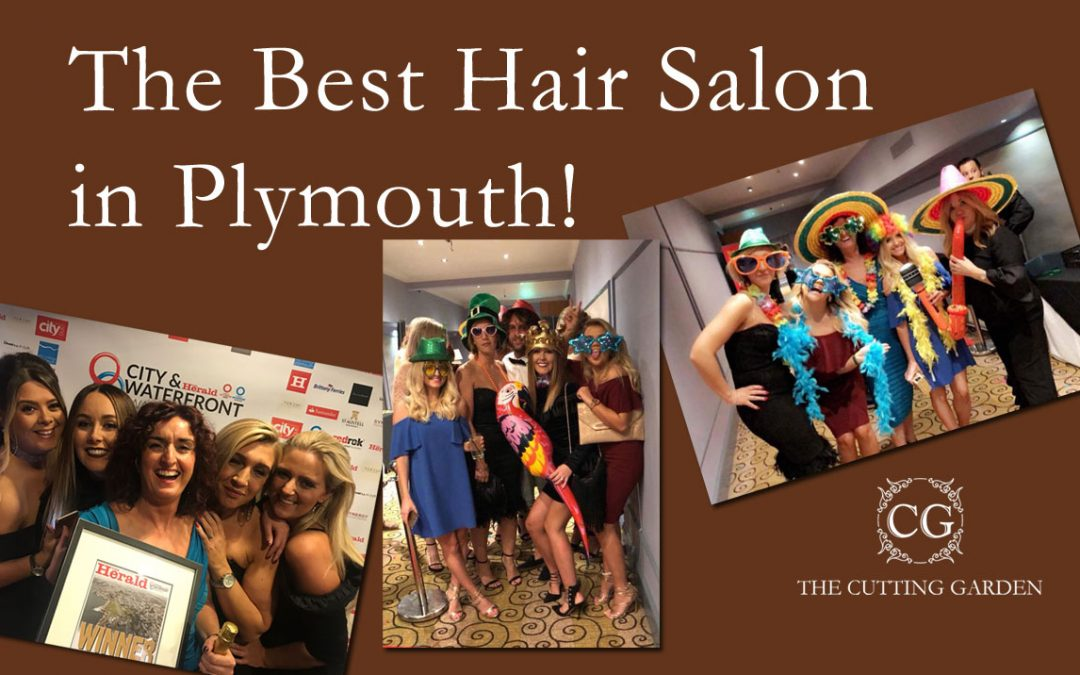 The Best Hair Salon in Plymouth
