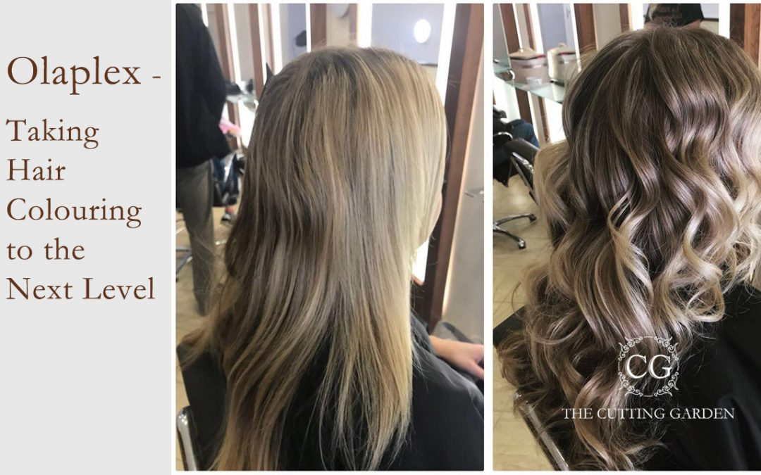 Olaplex – Taking Hair Colouring to the Next Level