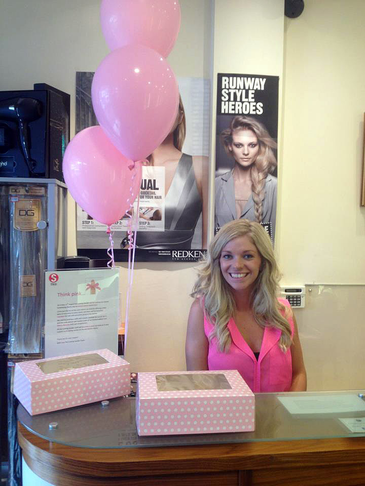Wear it Pink Day 2012
