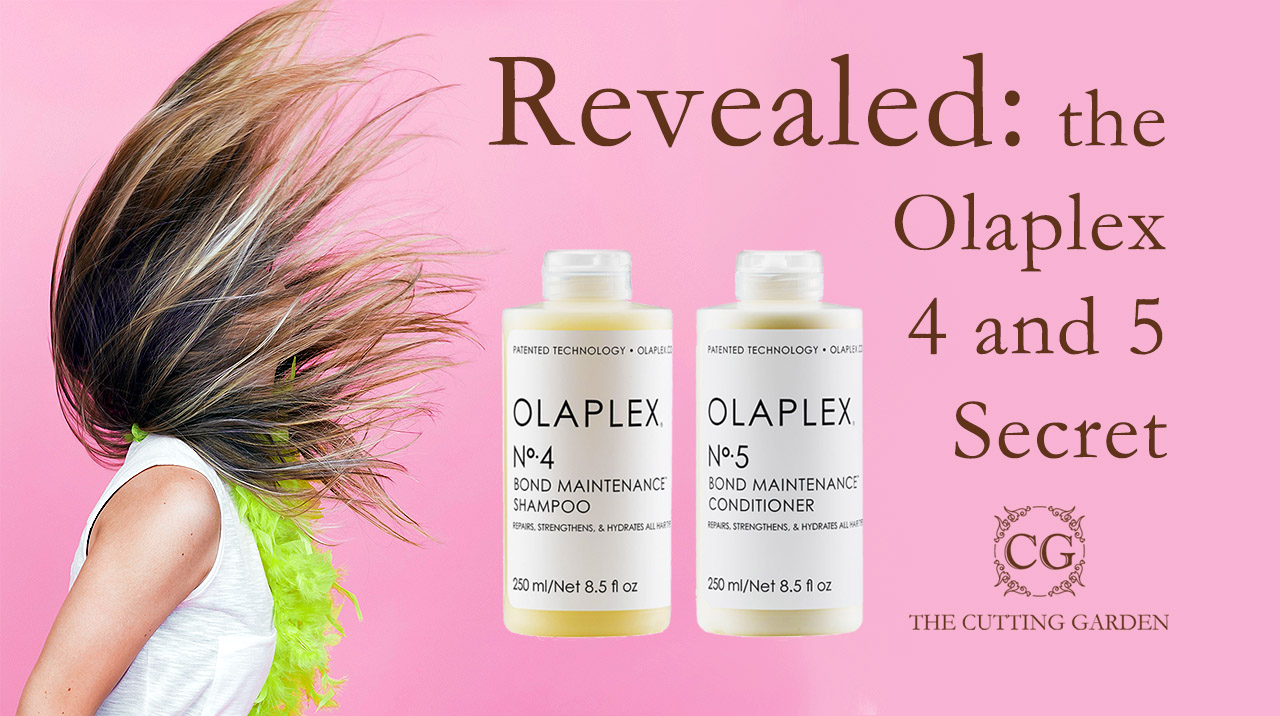Revealed - the Olaplex 4 and 5 Secret